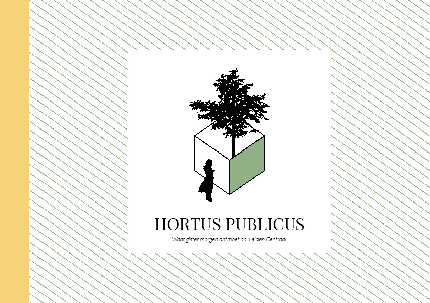 Beelden Carosel - Hortus Publicus Leiden
